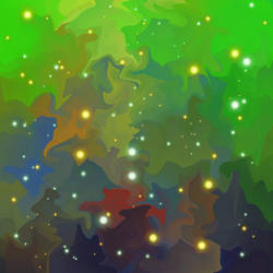 the galaxy of mine by Mrkudo11