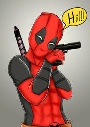 Deadpool by donovan288