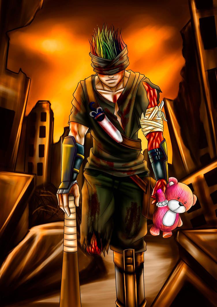 Teddy War by donovan288