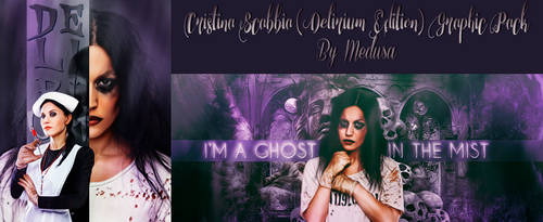 Cristina Scabbia (Delirium Edition) Graphic Pack by WakingTheFever