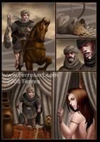 Tragic love by Ferres