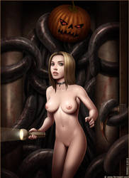 Halloween NUDELR by Ferres