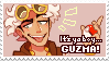ya boy guzma stamp by sorrystamps