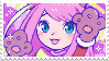 nya-chan stamp by sorrystamps