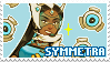 symmetra stamp by sorrystamps