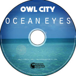 My 'Ocean Eyes' Design - CD by MysticSena
