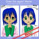 PARODY#2: Draw these meme 2 by RJAce1014