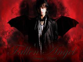 Fallen Angel: Tatsuya Ueda by littlemissmarikit