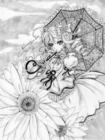 Rozen Maiden: Kanaria by littlemissmarikit