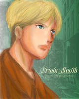 Erwin Smith by littlemissmarikit