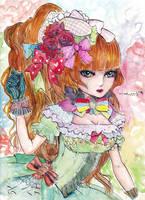 Poppy Le Frou by littlemissmarikit