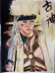 The Swordhunter Cho by littlemissmarikit