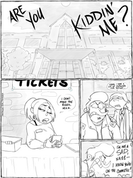 Now What Page 1 by SweetLeggy