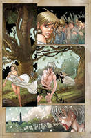 GFT84 page 6. Zenescope. by le0arts