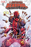 Despicable Deadpool #287 COLORS by le0arts