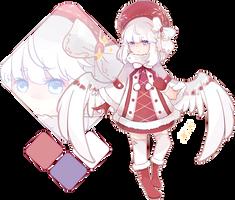 [CLOSED] Winter Angel by Haru-n