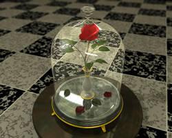 Forgotten_Rose by Rogervd