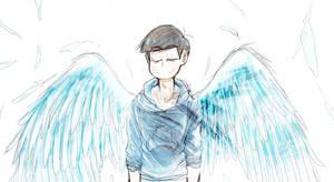 Wings by zeroneverendingpain