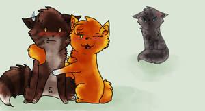 Squirrelflight-He belongs to me by danituco