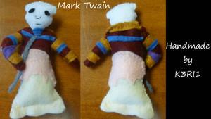 CO: Mark Twain Plush by K3RI1