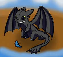 Toothless by K3RI1