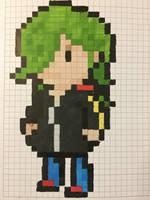 Pixel Cynthia by Phazya