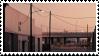 peach alley stamp by homu64