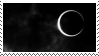 moon stamp by homu64