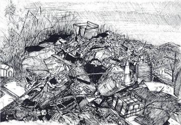 Inked scrap by dante-kimachi