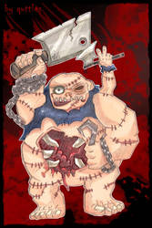 Pudge by quttles
