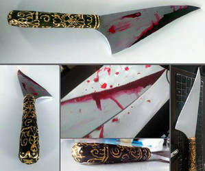 Alice Madness Return - Vorpal Blade by munachann
