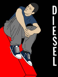 Diesel Campaign Idea 02 by Rythmetic