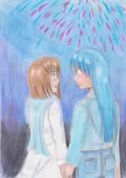 New Year by Yui-Akizuki