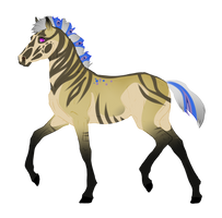 N4345 Padro Foal Design for MistMasquerade by KaitlyNicole