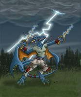 Selianth Magicdragon by Psydrache