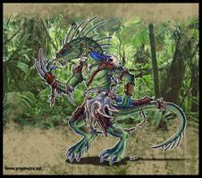 Aluerkawo Guard by Psydrache