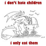 i dont hate... by Psydrache