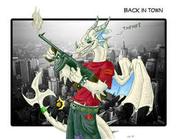 I'm back in Town by Psydrache