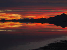 Lake of fire by James-Brew