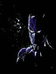 Black Panther by Graymalkin2112