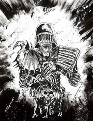Judge Death by Graymalkin2112