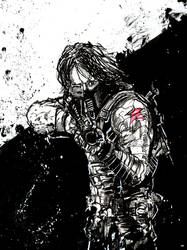 Winter Soldier by Graymalkin2112