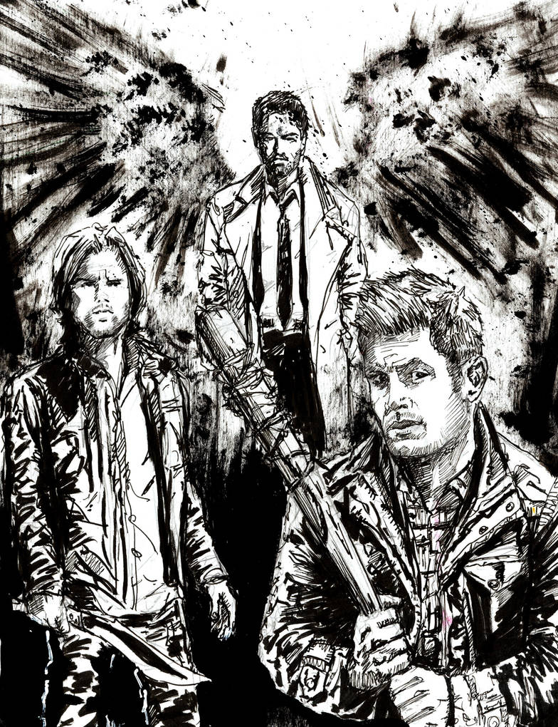 Supernatural by Graymalkin2112