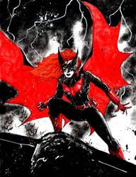 Batwoman by Graymalkin2112