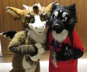New fur friend by Wolffy42