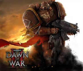Warhammer fan art by AlanWind