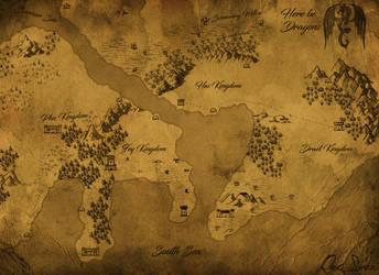 Map of ? by RexSvea