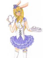 Bunny Maid by iloveeagles