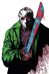 Jason Vorhees by CDL113