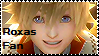 Roxas fan stamp by AnimalSam